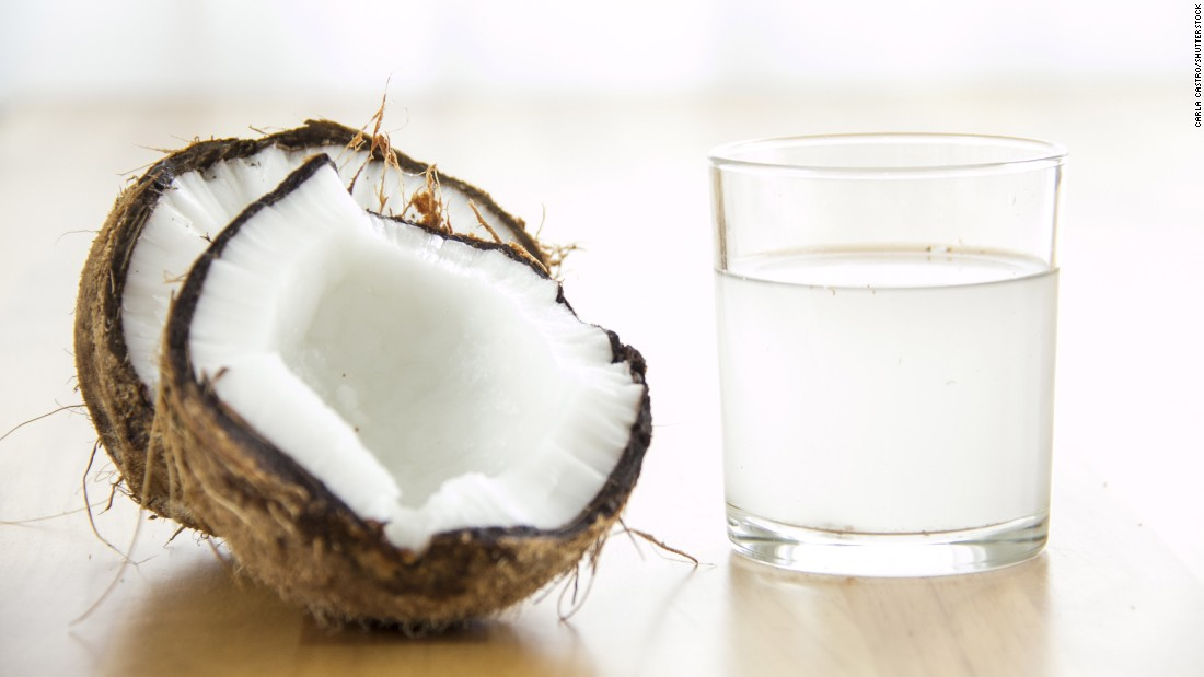 Benefits of coconut water: High potassium but not a cure-all - CNN.com