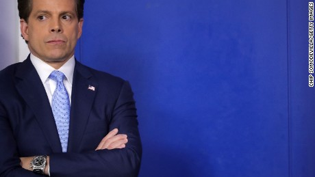 Lawmakers split: Is Scaramucci's departure sign of new order or more chaos?
