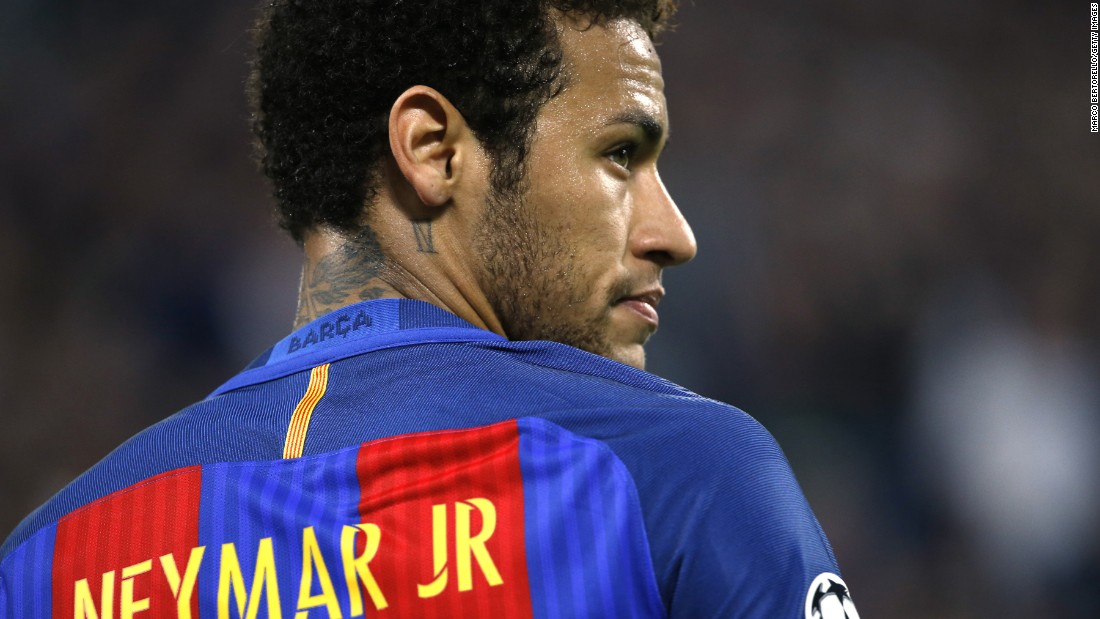 "Brazilian football star Neymar could be on the move to Paris Saint-Germain after telling Barcelona <a href=""http://www.cnn.com/2017/08/02/football/neymar-psg-barcelona-transfer-world-record/index.html"" target=""_blank"">he wants to leave the club.</a> If his buyout clause is activated, it would smash the world record for a player transfer fee."
