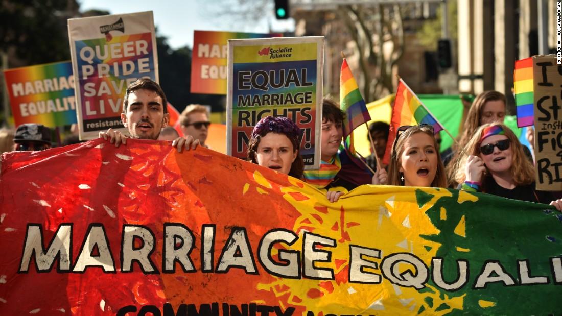 Richard genzer homosexual marriage