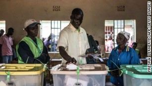 Kenya election result annulled: Live updates