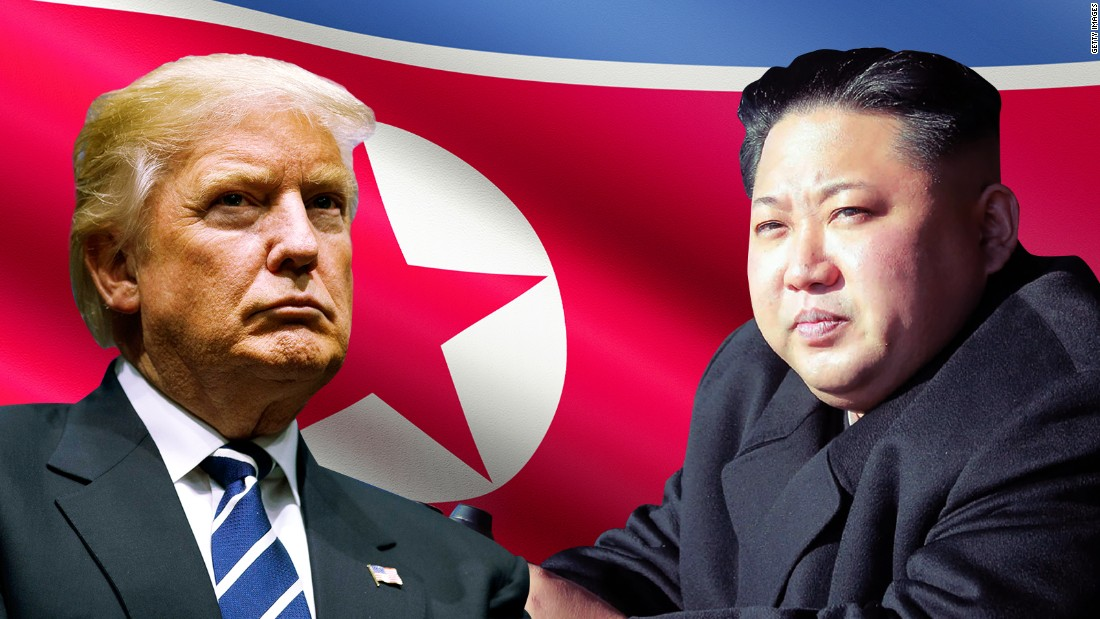 North Korea accuses Trump of declaring war – Trending Stuff