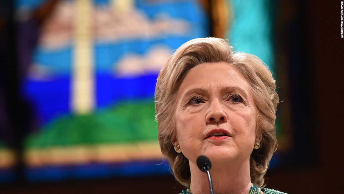 The email Hillary Clinton's pastor sent her the day after the election – Trending Stuff