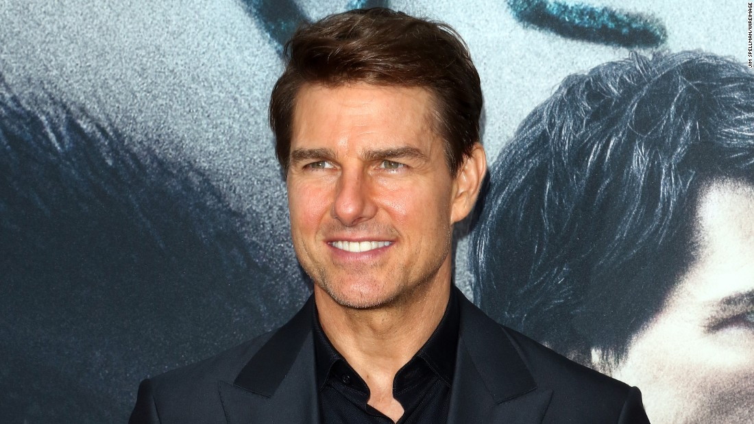 Tom Cruise Injured On 'Mission Impossible 6' Set
