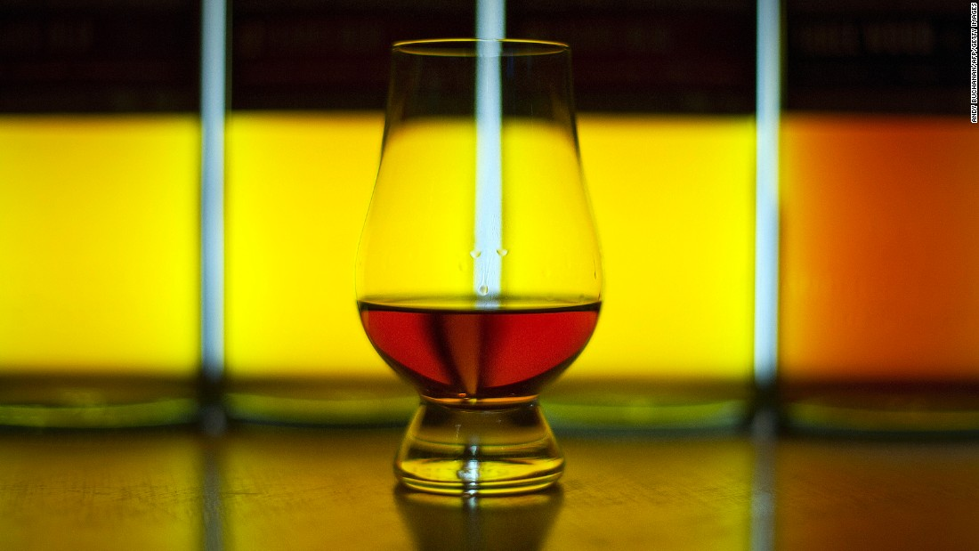 image of Why whiskey tastes better with a little water