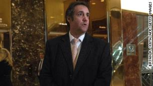 Trump lawyer Michael Cohen to appear before Senate panel Tuesday