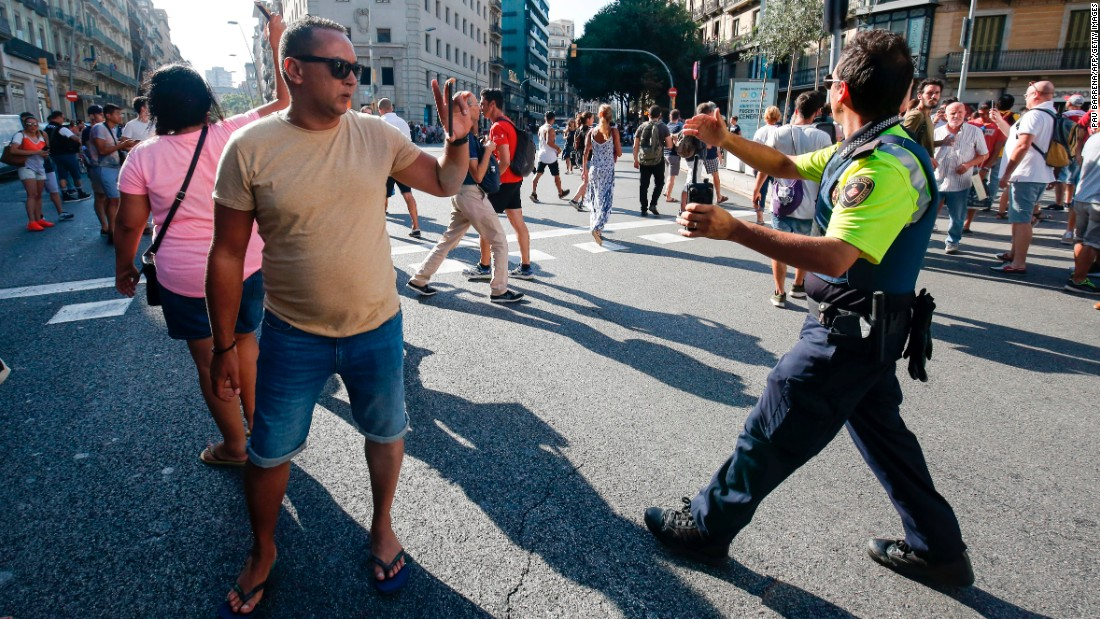 Deadly Barcelona attack is worst in a day of violence in Spain – Trending Stuff