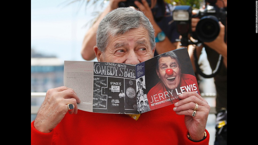 Jerry Lewis, comedian, dies at 91 – Trending Stuff