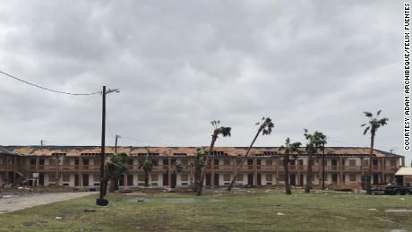 What South Texas Looks Like After Harvey Cnn