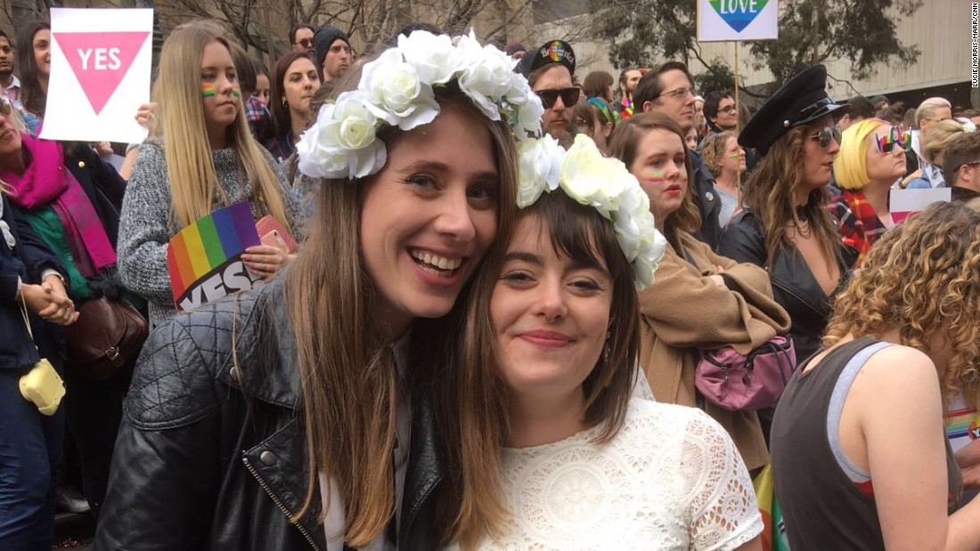 cases about same sex marriage in Sydney