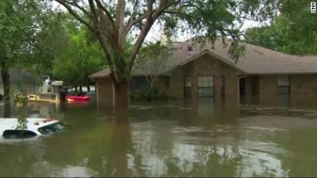 Dallas Preps Mega Shelter As Texas Braces For More Rain
