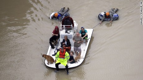 Texas Family Swept Away In Floods They Went To Heaven