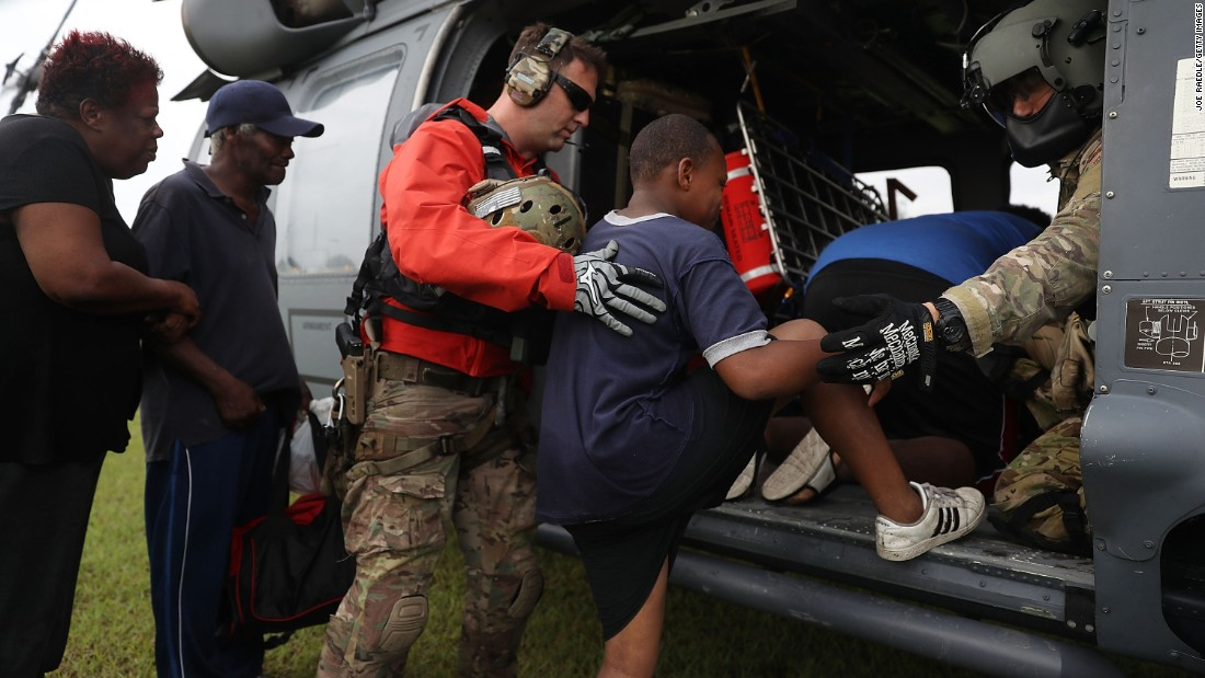 Harvey Aftermath We Need An Army Of Fema Agents