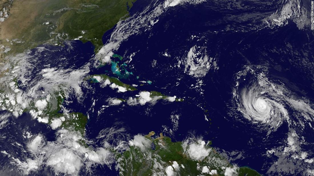 Florida And Puerto Rico Prepare For Irma Cnn