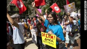 Admin memo: DACA recipients should prepare for 'departure from the United States'