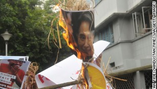 Aung San Suu Kyi: The rise and fall of Asia's Mandela