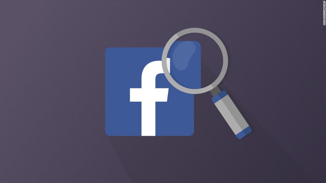 DOJ demands Facebook info from 'anti-administration activists' - CNNPolitics