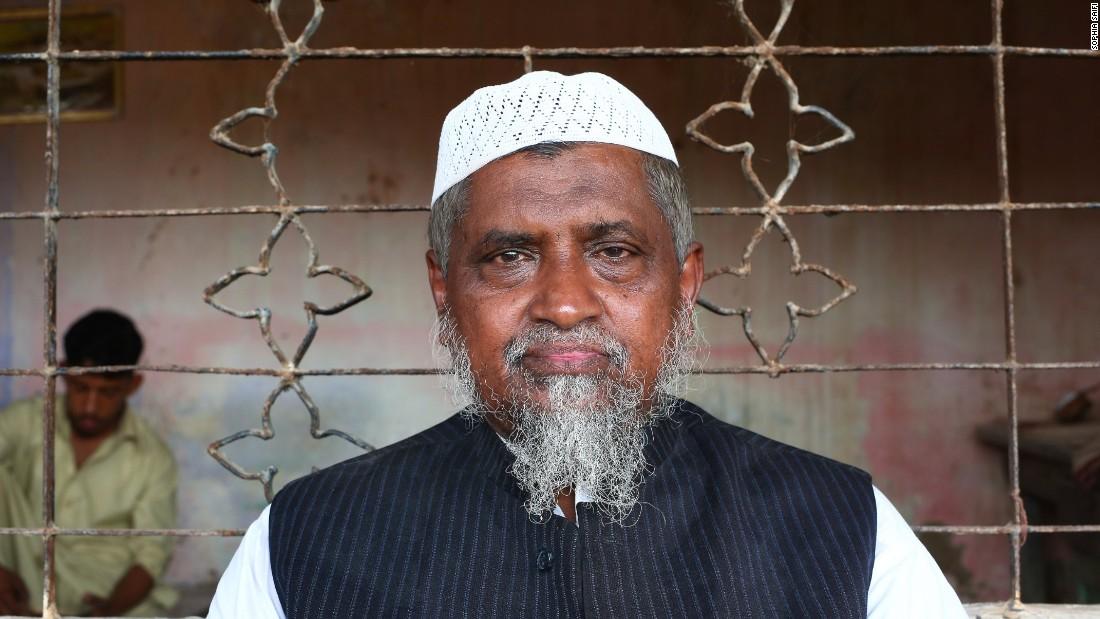 Noor Hussain Akrani- Spokesperson of the Rohingya Solidarity Organization.