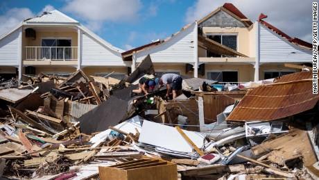 Hurricane Irma victims need your help