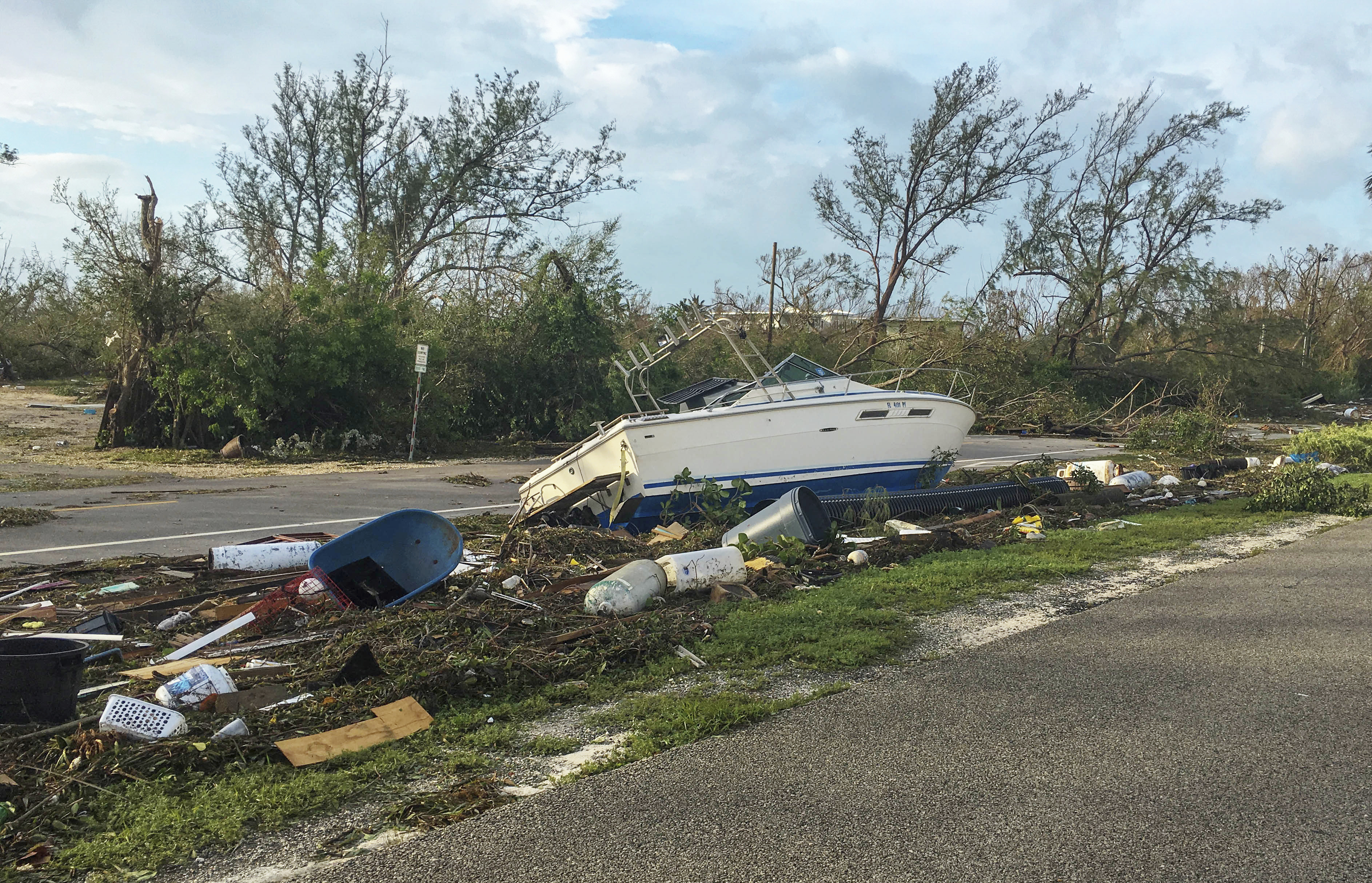 Image result for storm impact on florida keys