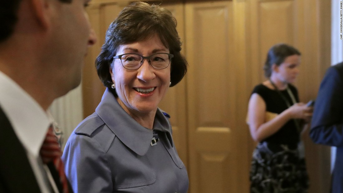 Susan Collins to say whether she'll run for governor ...