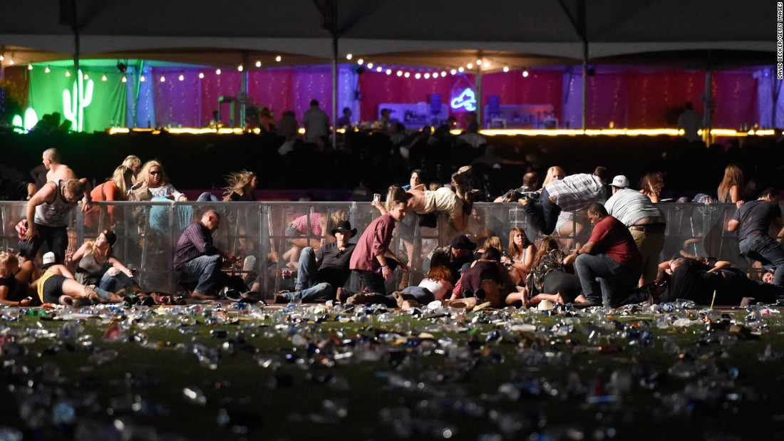Weapons cache found at Las Vegas shooter's home – Trending Stuff