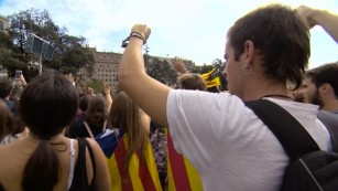 Tensions high after Catalonia referendum vote