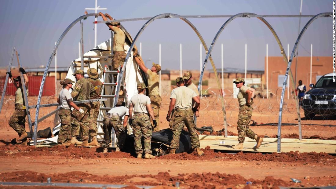 3 Green Berets killed in ambush in Niger – Trending Stuff